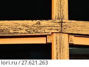 Купить «time beam planks weatherworn rotten», фото № 27621263, снято 19 марта 2019 г. (c) PantherMedia / Фотобанк Лори