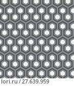 Купить «Abstract seamless pattern with cubes, can be used as background.», иллюстрация № 27639959 (c) PantherMedia / Фотобанк Лори