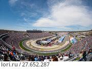 Купить «NASCAR: April 02 STP 500», фото № 27652287, снято 23 сентября 2018 г. (c) easy Fotostock / Фотобанк Лори