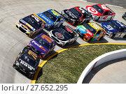 Купить «NASCAR: April 02 STP 500», фото № 27652295, снято 23 сентября 2018 г. (c) easy Fotostock / Фотобанк Лори