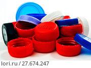 Купить «Recovery caps of plastic», фото № 27674247, снято 13 июля 2020 г. (c) PantherMedia / Фотобанк Лори