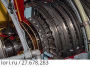 Купить «jet engine», фото № 27678283, снято 18 марта 2018 г. (c) PantherMedia / Фотобанк Лори