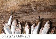 Купить «Delicious fish», фото № 27684259, снято 15 сентября 2019 г. (c) PantherMedia / Фотобанк Лори