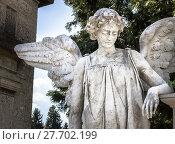 Купить «Weeping angel», фото № 27702199, снято 18 марта 2018 г. (c) PantherMedia / Фотобанк Лори