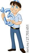 Купить «Jewish Boy Holds Number Thirteen For Bar Mitzvah», иллюстрация № 27703651 (c) PantherMedia / Фотобанк Лори