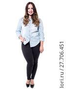 Купить «How is my new attire?», фото № 27706451, снято 20 июня 2019 г. (c) PantherMedia / Фотобанк Лори