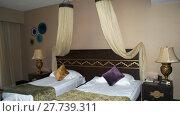 Купить «Interior of room in luxury Turkish hotel resort», фото № 27739311, снято 21 июля 2019 г. (c) PantherMedia / Фотобанк Лори