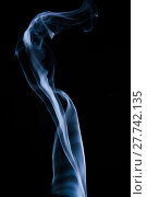 Купить «Capturing the smoke from an incense stick and changing the colours», фото № 27742135, снято 21 октября 2019 г. (c) PantherMedia / Фотобанк Лори