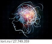 Купить «Human Dynamics», иллюстрация № 27749359 (c) PantherMedia / Фотобанк Лори
