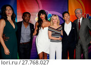 Купить «2016 Summer TCA Tour - NBCUniversal Press Tour Day 1 Featuring: D'Arcy Carden, William Jackson Harper, Jameela Jamil, Kristen Bell, Manny Jacinto, Ted...», фото № 27768027, снято 2 августа 2016 г. (c) age Fotostock / Фотобанк Лори