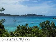 Купить «seychelles - praslin at anse boudin opposite curieuse island», фото № 27783775, снято 16 июня 2019 г. (c) PantherMedia / Фотобанк Лори