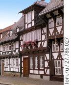 Купить «old town in goslar», фото № 27786027, снято 27 мая 2019 г. (c) PantherMedia / Фотобанк Лори