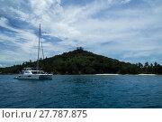 Купить «seychelles - island grande soeur / petetit soeur (sister iceland)», фото № 27787875, снято 16 июня 2019 г. (c) PantherMedia / Фотобанк Лори