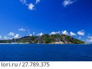 Купить «seychelles - island grande soeur / petite soeur (sister iceland)», фото № 27789375, снято 16 июня 2019 г. (c) PantherMedia / Фотобанк Лори