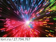 Купить «A light-emitting diode or LED are small, durable and need little power.», фото № 27794767, снято 22 февраля 2018 г. (c) PantherMedia / Фотобанк Лори