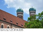 Купить «building buildings bavaria munich marienplatz», фото № 27814035, снято 22 сентября 2019 г. (c) PantherMedia / Фотобанк Лори