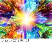 Купить «Color Burst», фото № 27816451, снято 18 октября 2018 г. (c) PantherMedia / Фотобанк Лори