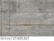 Купить «Concrete wall with cement sags close up», фото № 27825827, снято 20 июля 2019 г. (c) PantherMedia / Фотобанк Лори