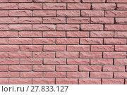 Купить «Brick Wall», фото № 27833127, снято 8 июля 2020 г. (c) PantherMedia / Фотобанк Лори