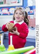 Купить «Noisy Nursery Lesson», фото № 27834235, снято 20 апреля 2018 г. (c) PantherMedia / Фотобанк Лори