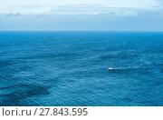 Купить «Blue sea surface», фото № 27843595, снято 26 июня 2019 г. (c) PantherMedia / Фотобанк Лори