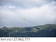 Купить «fly a kite», фото № 27862771, снято 19 октября 2019 г. (c) PantherMedia / Фотобанк Лори