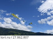 Купить «autumn fall wind fly flying», фото № 27862807, снято 19 октября 2019 г. (c) PantherMedia / Фотобанк Лори