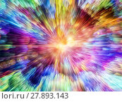 Купить «Burst Of Colors», фото № 27893143, снято 17 июля 2018 г. (c) PantherMedia / Фотобанк Лори