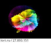 Купить «Burst Of Colors», фото № 27893151, снято 18 октября 2018 г. (c) PantherMedia / Фотобанк Лори