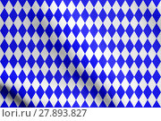 Купить «Geometric seamless pattern with detailed fabric texture», фото № 27893827, снято 22 октября 2018 г. (c) PantherMedia / Фотобанк Лори