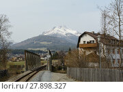 Купить «view on tamsweg - austria», фото № 27898327, снято 27 марта 2019 г. (c) PantherMedia / Фотобанк Лори