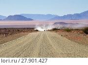 Купить «African road in Namibia, Africa», фото № 27901427, снято 28 января 2016 г. (c) Знаменский Олег / Фотобанк Лори