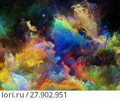 Купить «Magic of Space Nebula», фото № 27902951, снято 20 июля 2018 г. (c) PantherMedia / Фотобанк Лори