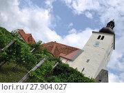 Купить «piber,köflach,catholic church,parish church,romanesque,gothic,saint andrew,country church», фото № 27904027, снято 20 мая 2019 г. (c) PantherMedia / Фотобанк Лори
