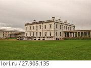 Купить «royal naval college in greenwich in london stadteil», фото № 27905135, снято 21 октября 2018 г. (c) PantherMedia / Фотобанк Лори