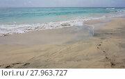 Купить «tropical beach in africa», фото № 27963727, снято 24 марта 2018 г. (c) PantherMedia / Фотобанк Лори