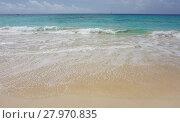 Купить «tropical beach in africa», фото № 27970835, снято 24 марта 2018 г. (c) PantherMedia / Фотобанк Лори