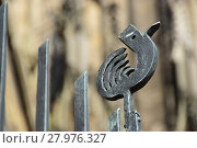 Купить «fence in front of cologne cathedral», фото № 27976327, снято 22 октября 2018 г. (c) PantherMedia / Фотобанк Лори