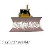 Купить «bulldozer machines dredger baggerschaufel baustellenfahrzeug», фото № 27979847, снято 19 марта 2019 г. (c) PantherMedia / Фотобанк Лори