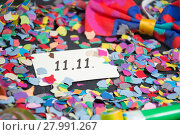 Купить «november 11th», фото № 27991267, снято 19 октября 2019 г. (c) PantherMedia / Фотобанк Лори