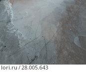Купить «Saline Salt Lake in the Azov Sea coast. Former estuary. View from above. Dry lake. View of the salt lake with a bird's eye view», фото № 28005643, снято 15 августа 2018 г. (c) PantherMedia / Фотобанк Лори