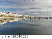 Купить «boltenhagen,marina and baltic promenade,northwest mecklenburg», фото № 28010231, снято 21 мая 2018 г. (c) PantherMedia / Фотобанк Лори