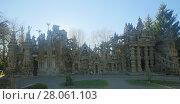 Купить «The Ideal Palace of the Chevalian Factor, Hauterives, France», фото № 28061103, снято 7 декабря 2017 г. (c) Яков Филимонов / Фотобанк Лори