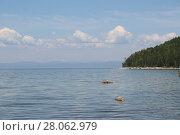 Купить «The great lake Baikal, Russia», фото № 28062979, снято 18 июня 2019 г. (c) Ольга Сизова / Фотобанк Лори