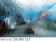Купить «Water wall», фото № 28080127, снято 10 декабря 2018 г. (c) easy Fotostock / Фотобанк Лори