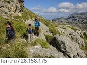 Puig de Ses Moles, Mortix, Escorca, Mallorca, balearic islands, Spain. (2017 год). Редакционное фото, фотограф Tolo Balaguer / age Fotostock / Фотобанк Лори