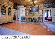 Купить «Interior of the museum Alexander Suvorov in the museum-estate», фото № 28162683, снято 22 июля 2017 г. (c) FotograFF / Фотобанк Лори