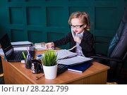Руководитель. Стоковое фото, фотограф Корнеева Ирина Владимировна / Фотобанк Лори