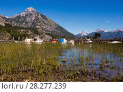 Купить «Lago Nahuel Huapi and Cerro Campanario», фото № 28277239, снято 6 февраля 2017 г. (c) Яков Филимонов / Фотобанк Лори