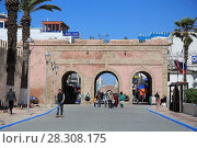 Купить «Old City Gate, Essaouira, UNESCO World Heritage Site, Morocco, North Africa, Africa», фото № 28308175, снято 26 марта 2017 г. (c) age Fotostock / Фотобанк Лори